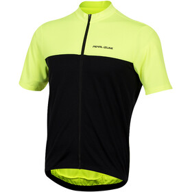 PEARL iZUMi Quest Pyöräilypaita Miehet, screaming yellow/black